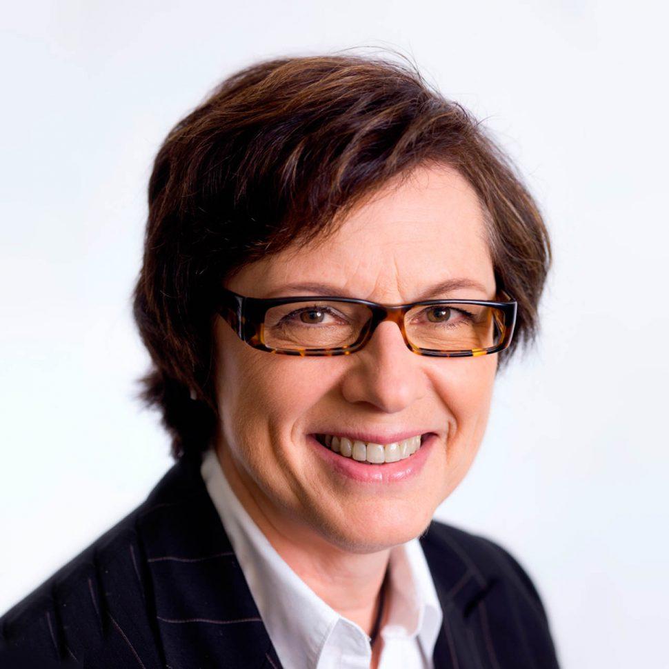 Francine Robbens, Portrait Foto