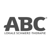 Logo ABC, black & white