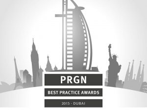 PRGN benennt die Gewinner der Best Practice Awards 2015