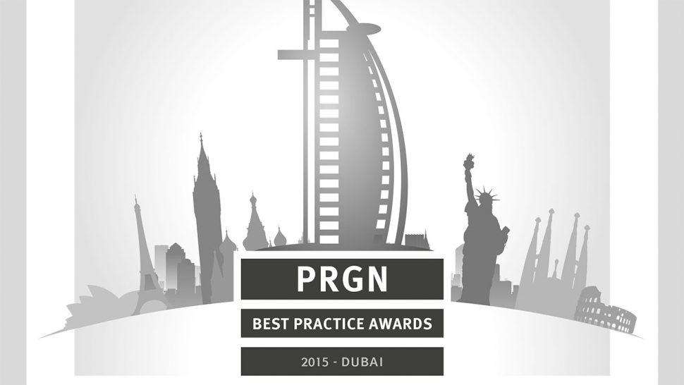 PRGN Awards Dubai