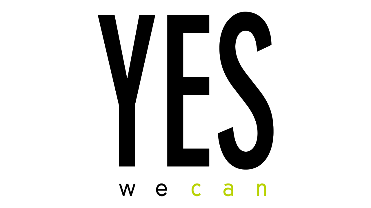 Logo YES we can