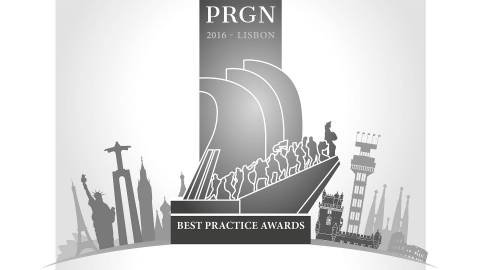 PRGN Best Practice Awards 2016 Lisbon