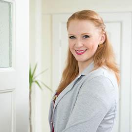 Janine Becker, Portrait Foto