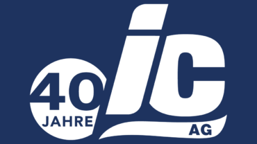 IC Public Relations Logo 40 Years
