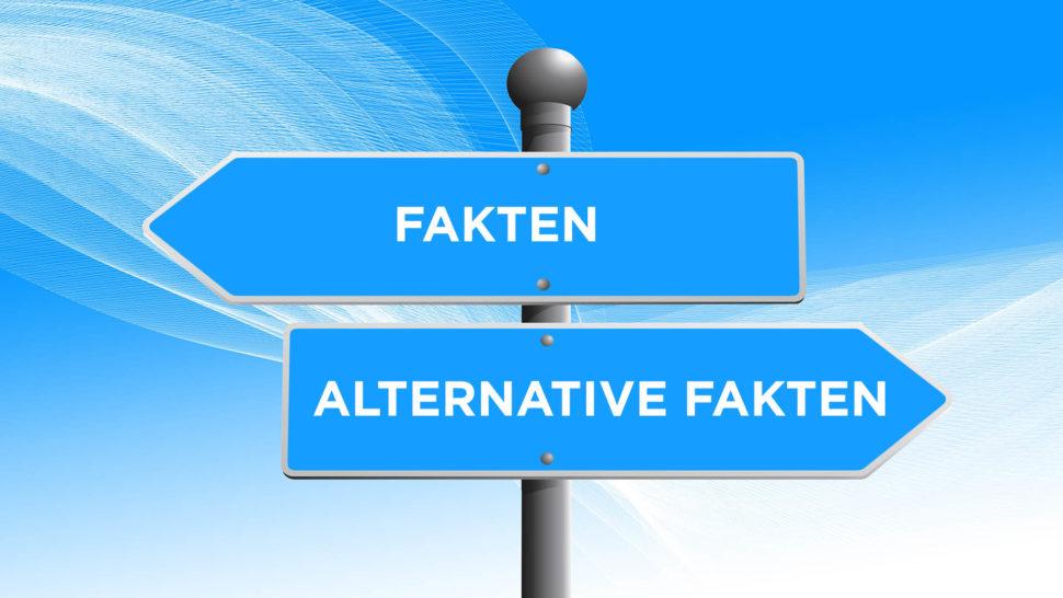 Alternative Fakten