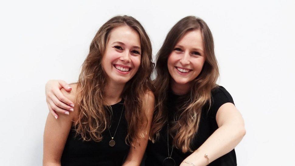 The Female Company - Anni und Sinja