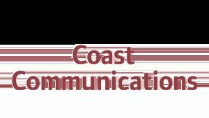 Logo Coast Communications
