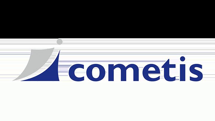 Logo cometis ag cometis pr agentur deutschland for Corporate design wiesbaden