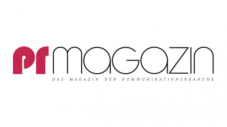 Logo pr magazin
