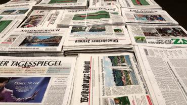 Auflagenzahlen der Printmedien