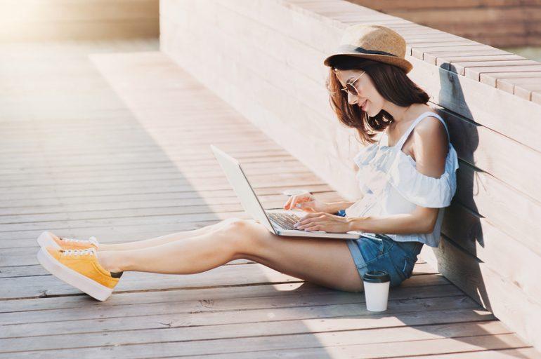 Blogger Storytelling